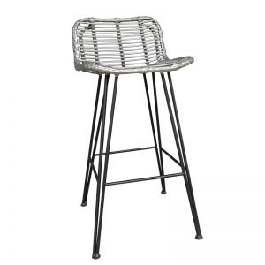 Rattan Bar Chair