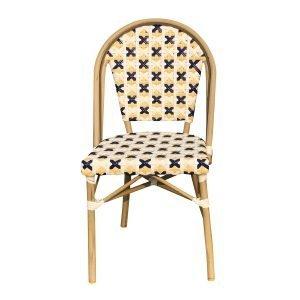 Serina Aluminium Bistro Chair