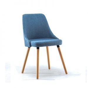 Upholstered Cafe Chair
