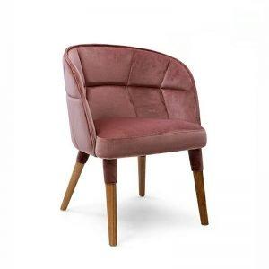 Round Leaf Chair