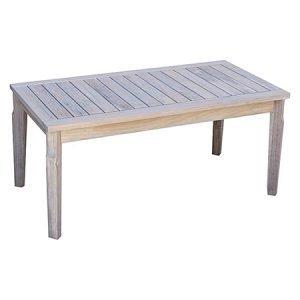 Wood Slat Table
