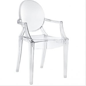 Ghost Event Chair