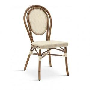 Travis Outdoor Aluminium Bistro Chair