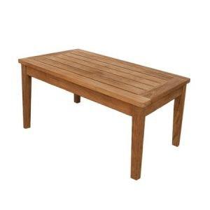 Teak Long Slat Table