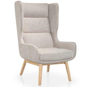 Grey Angel Chair
