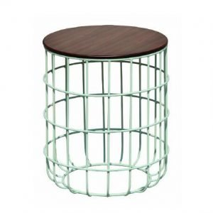 Birdcage Side Table