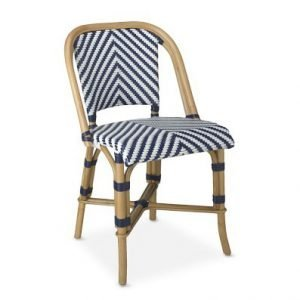 Melisande Outdoor Aluminium Bistro Chair