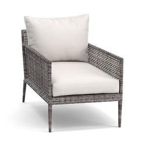 Plastic Rattan Chair