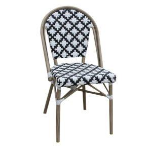 Davis Outdoor Aluminium Bistro Chair