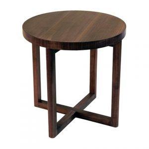 Cross Base Coffee Table