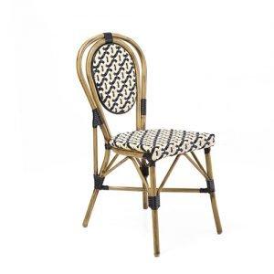 Bethany Outdoor Aluminium Bistro Chair