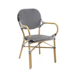 Gaston Outdoor Aluminium Bistro Chair