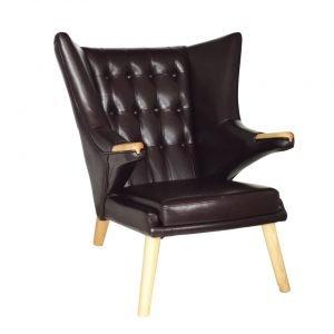 Leather Replica Papa Bear Chair