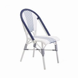 Lamar Outdoor Aluminium Bistro Chair