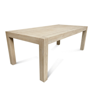 Wood Restaurant Dining Table