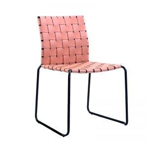 Alex Braid Dining Chair