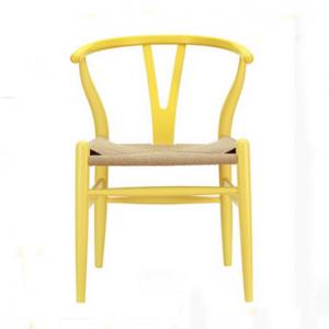 Replica Hans Wegner Colored Wishbone Chair