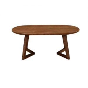 Centered Dining Table