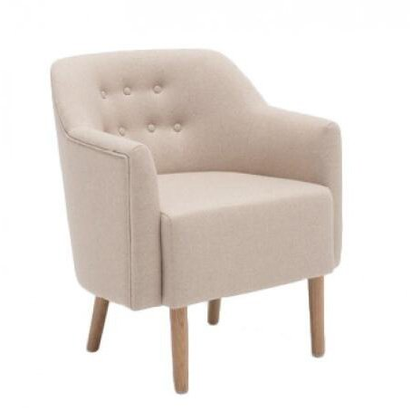 Cosy Upholstered Armchair - Commercial Furniture