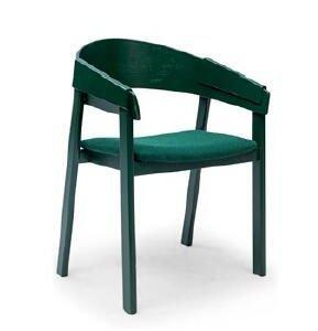 Green Hans Wegner Chair