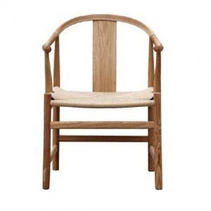 Chinese Ming Rattan Chair