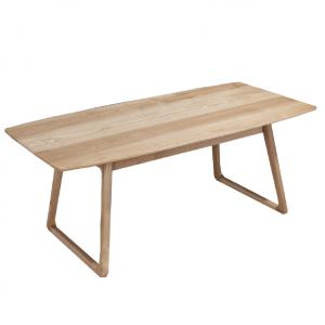Frame Legged Timber Table