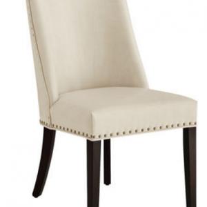Studded Banquet Chair