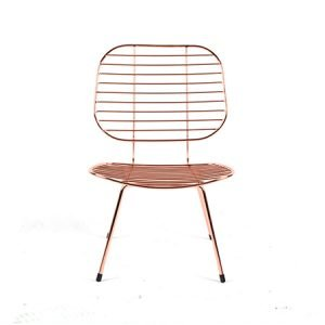 Rose PingPong Wire Chair