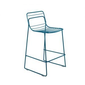 Trendy Backed Bar Stool