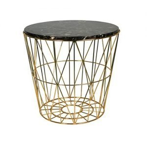 Birdcage X Side Table