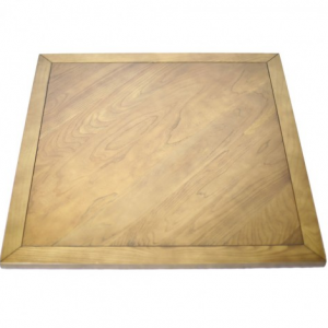 Square Solid Timber Table Top