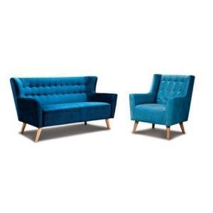 70's Sofa & Chair