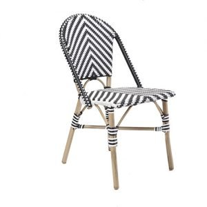 Talia Outdoor Aluminium Bistro Chair