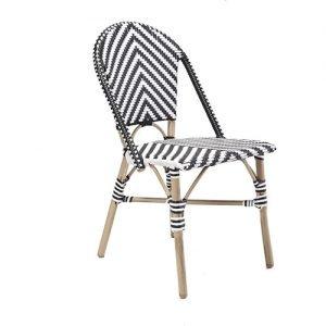Talia Outdoor Aluminium Bistro Chair