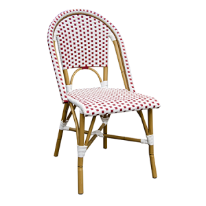 Valerie Outdoor Aluminium Bistro Chair