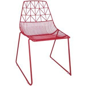 Arrow Metal Chair