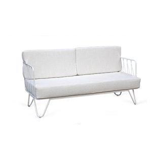 Metal Cushion-Sofa