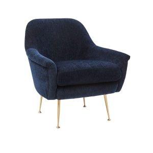 Gold Legs Sofa Chair