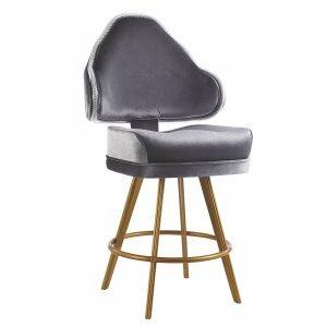 Bubbo Upholstered Stool