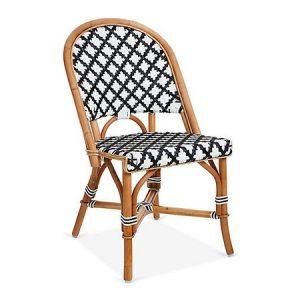 Gympie Outdoor Aluminium Bistro Chair