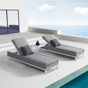 Poolside Daybed