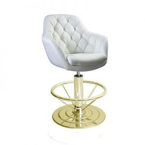 Luxe Gaming Stool