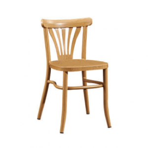 hotel stackable dining chair