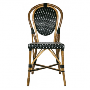 Outdoor Aluminium Bistro Chair