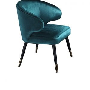 Albury Velvet Chair