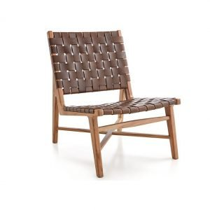Gympie Leather Strap Chair