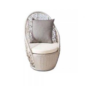 rattan outdoor egg chair
