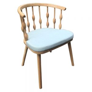Hobart Timber Chair
